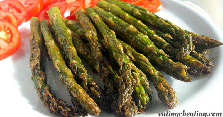 Roasted asparagus recipe & round-up!