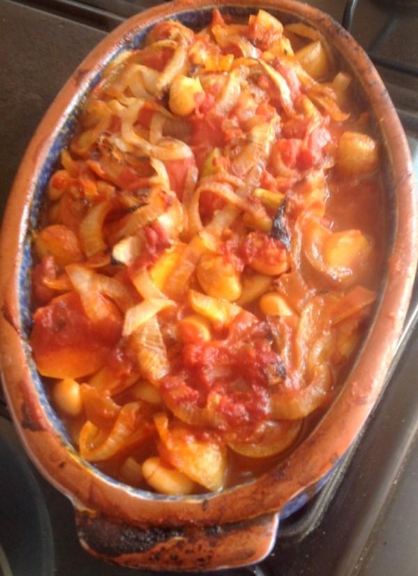 sausage stew