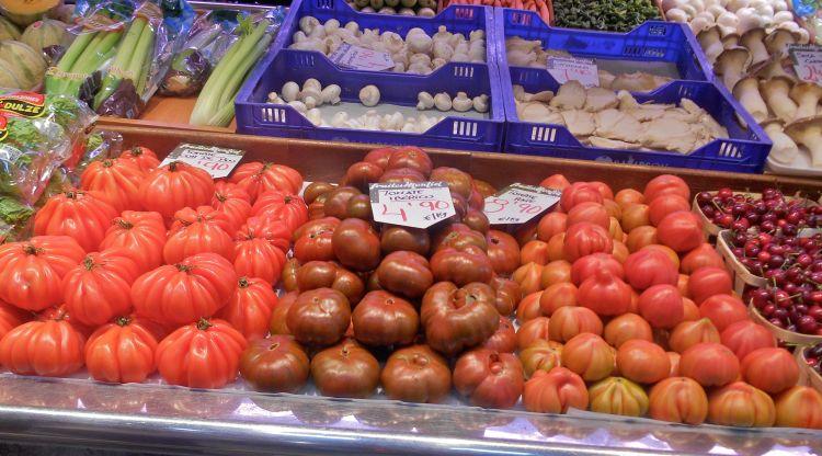 The glory of Spanish tomatoes