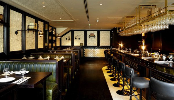 Booths and a bar – what more could you want?