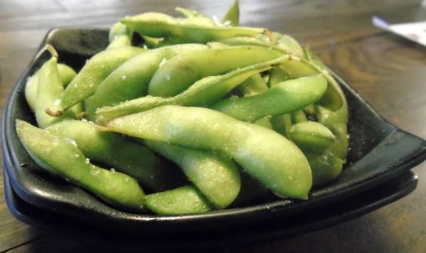 Yuu Kitchen: edamame beans