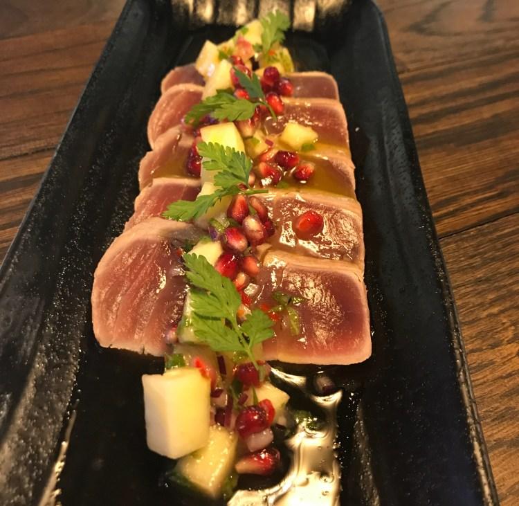 Yuu Kitchen: Tuna tataki
