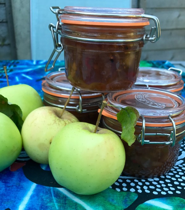 Recipe: apple chutney