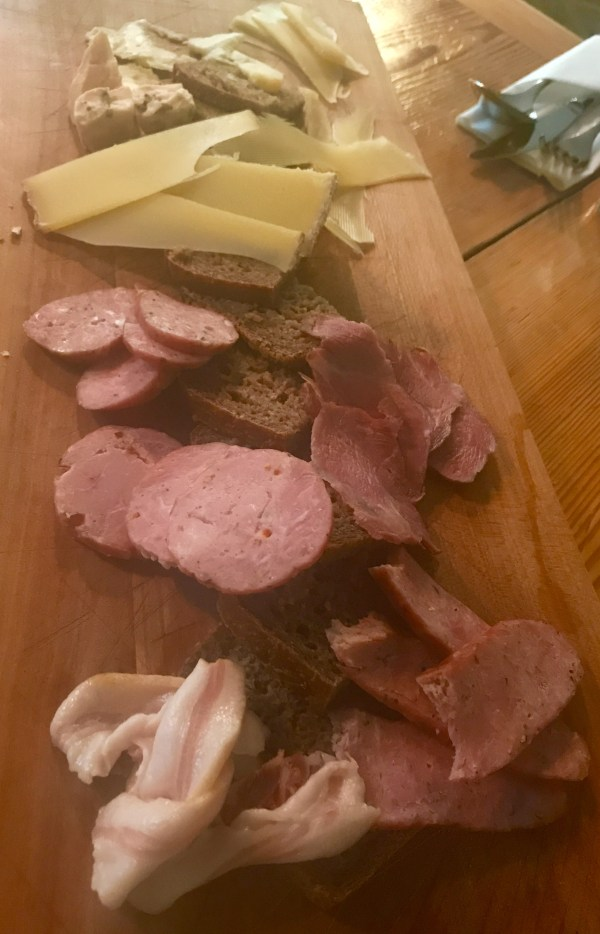 Warsaw: charcuterie