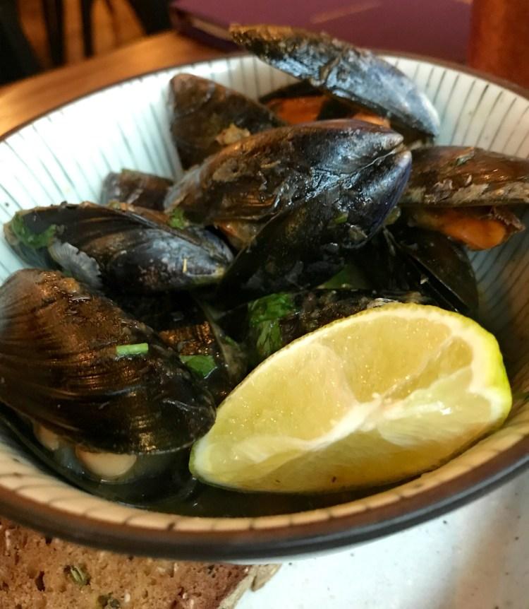 Flavour Bastard: mussels