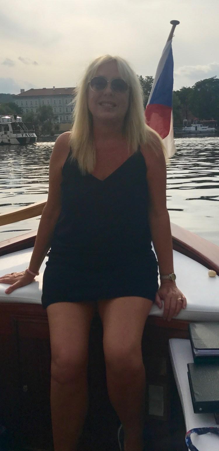 Prague: River cruise