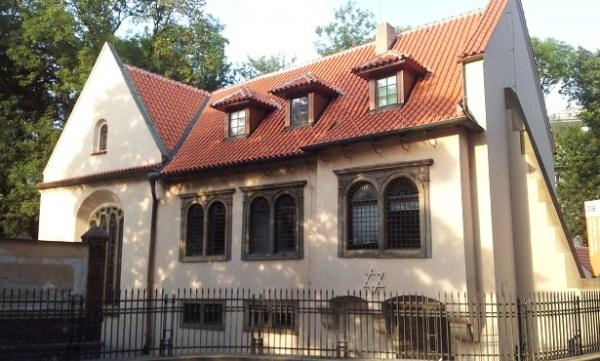 Prague: Jewish quarter