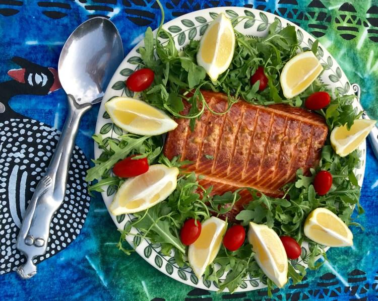 Char-Broil: salmon
