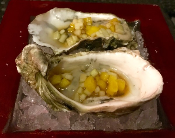 CottoCrudo: oysters