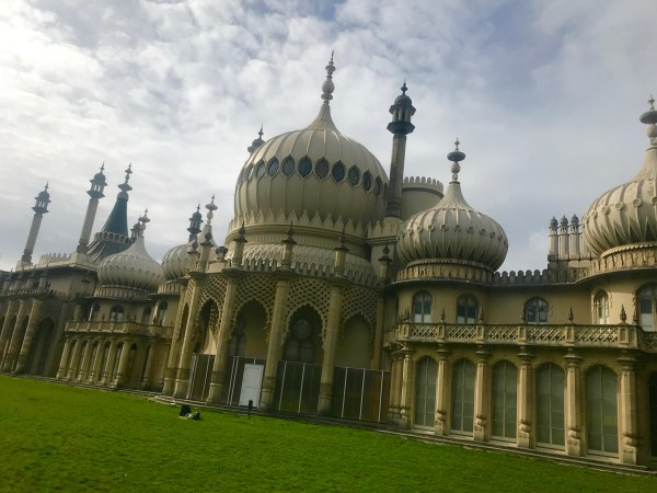 Brighton: Royal Pavilion