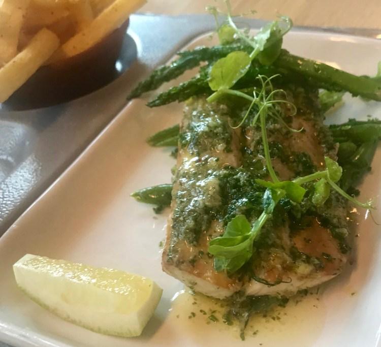 Chefs Cape Town: fish