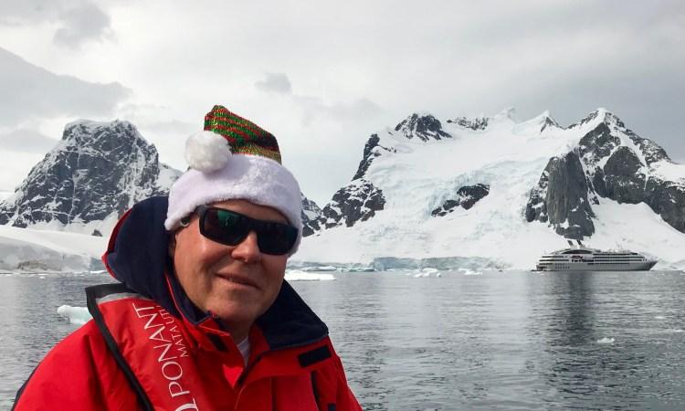 Antarctica: Ice