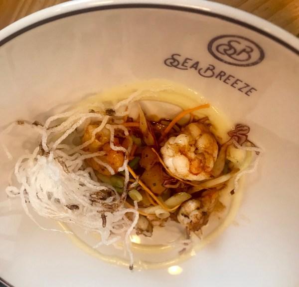 SeaBreeze: prawns