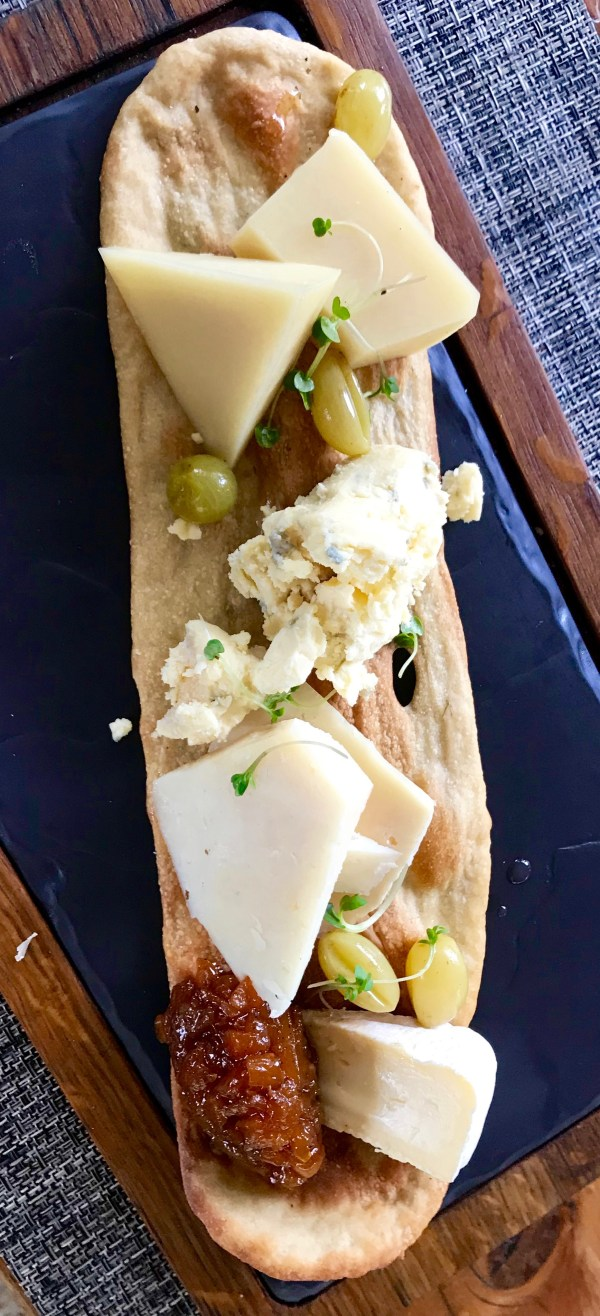 Terroir: cheese board