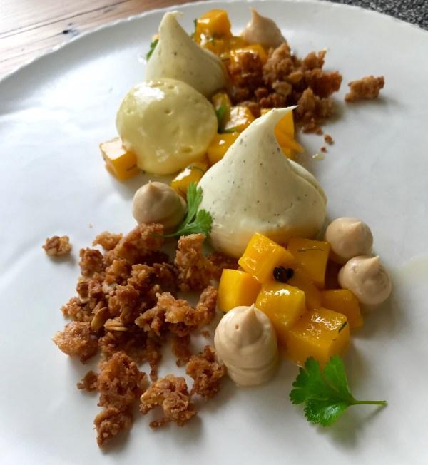 Terroir: Mango dessert