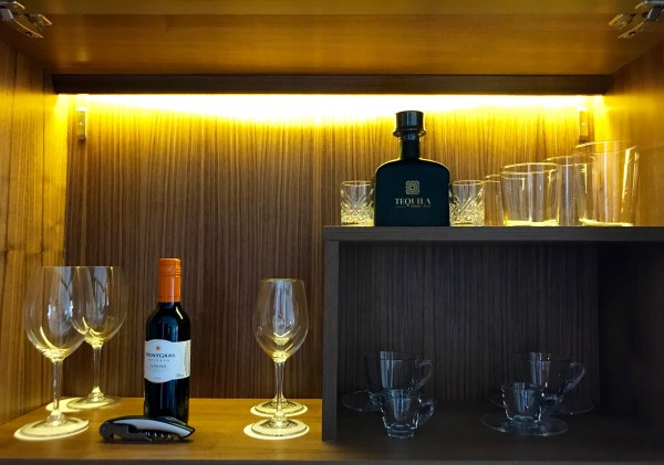 Grand Velas: Mini bar