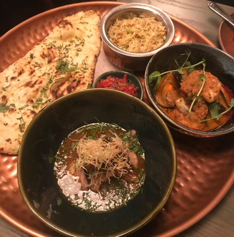 Thali: Curries