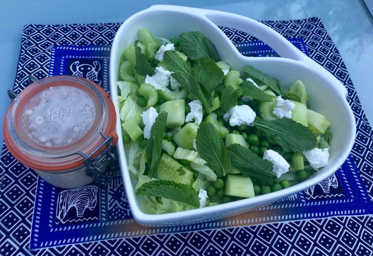 Recipe: Salad