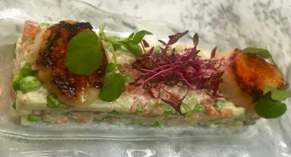Babel House Mayfair: Olivier salad