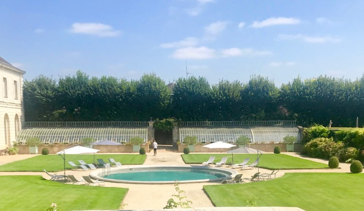 Grand-Luce: pool