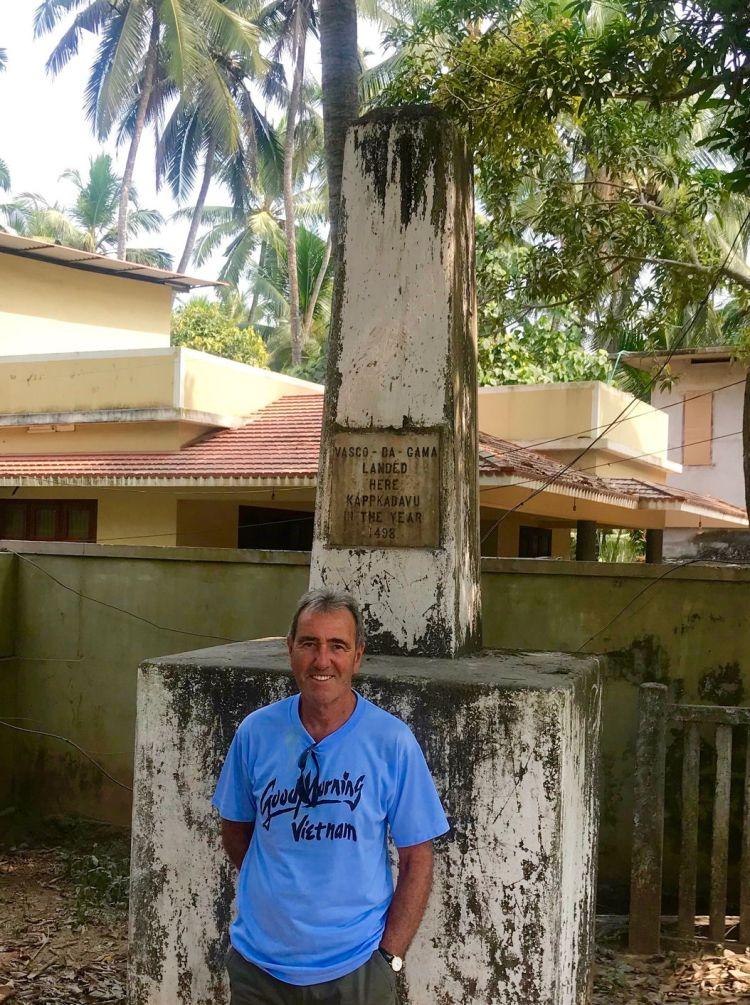 Kerala: Vasco da Gama