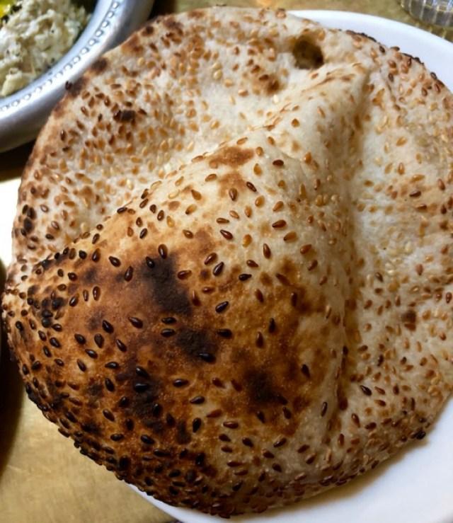 Berenjak: bread