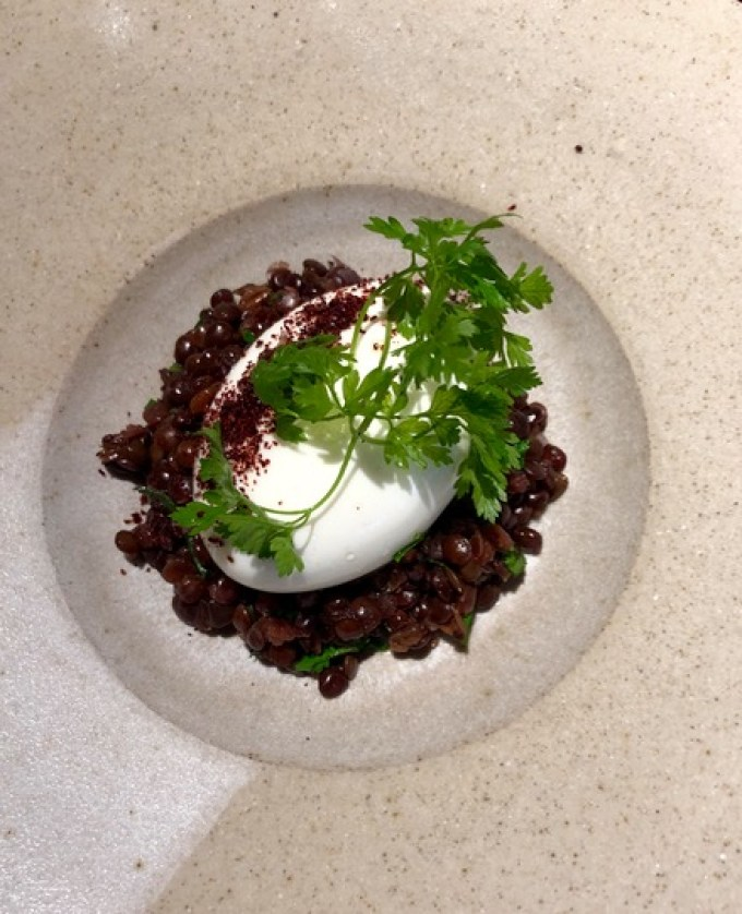 Nutshell: lentils