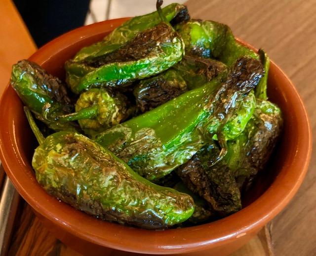 360 Restaurant: peppers