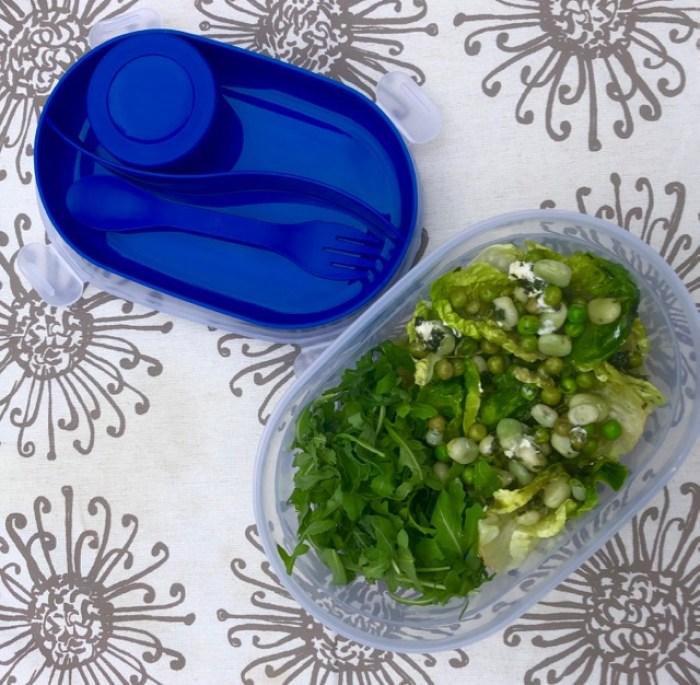 Addis: salad box