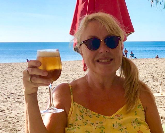 Malaga: chiringuito