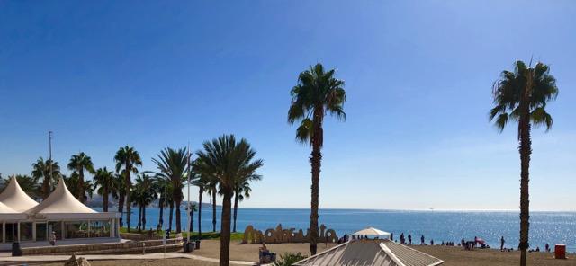 Malaga: beaches