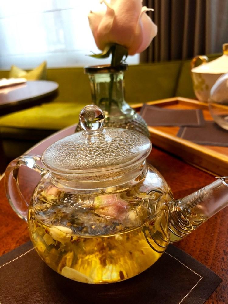 Mandarin Oriental: tea