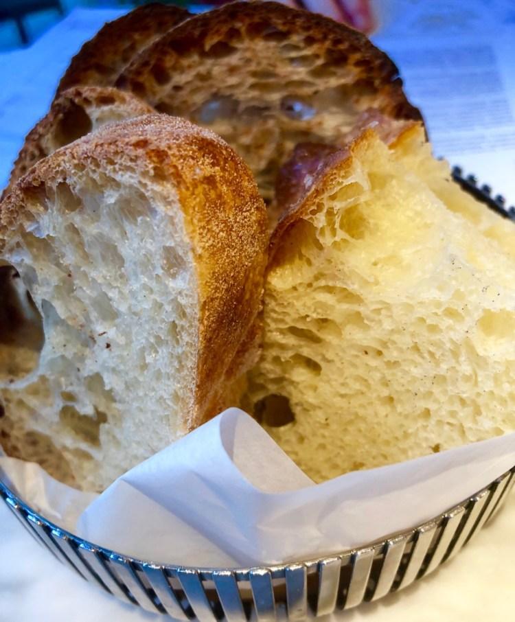 Fiume: bread