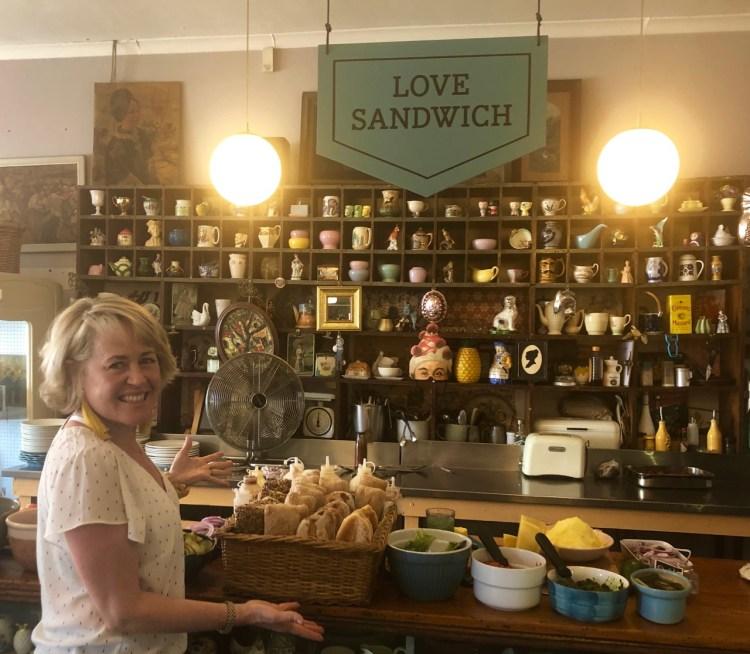 The Kitchen: Love sandwiches