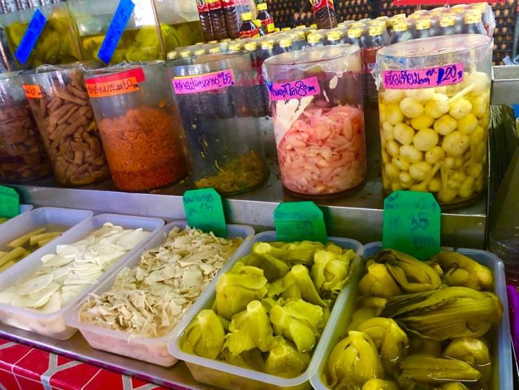 The Sarojin: pickles
