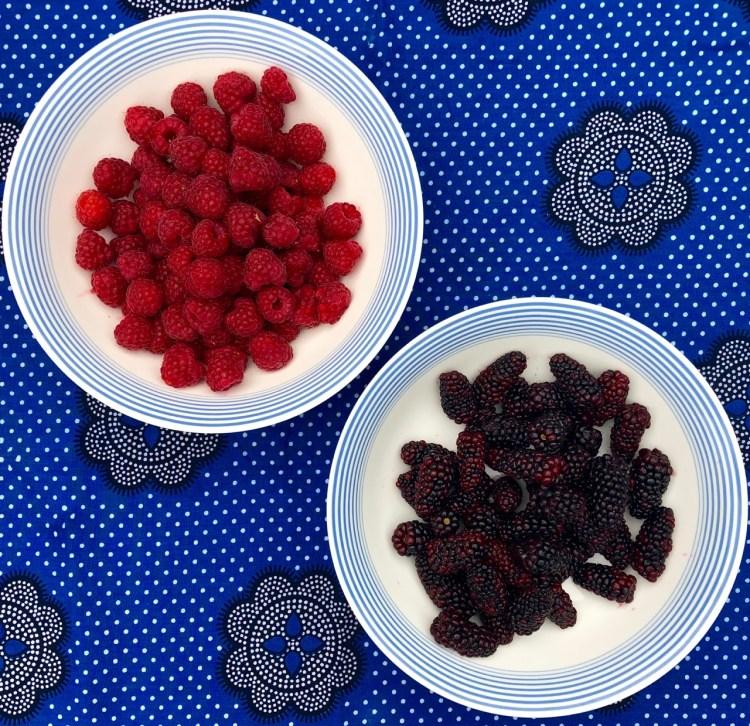 Rosie Makes Jam: berries