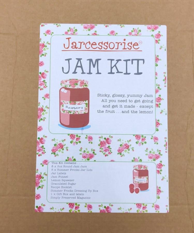 Rosie Makes Jam: kit