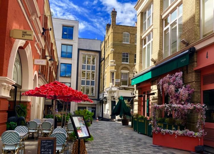 Haddon Street Kitchen: the Regent Street Food Quarter