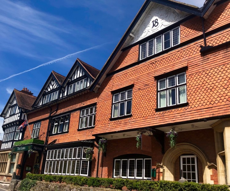 New Forest: Crown Manor House Hotel