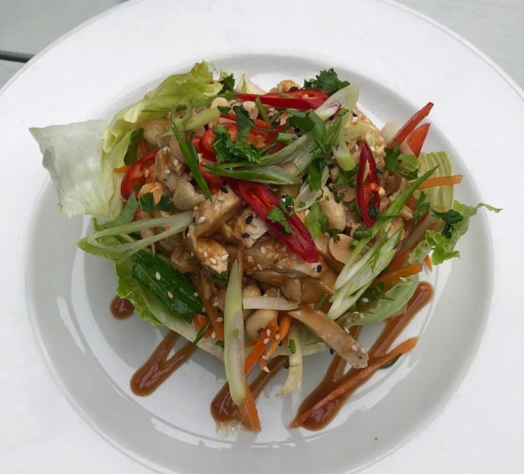 The Wheatsheaf: salad