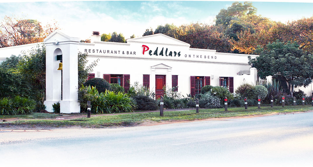 peddlars in constantia is on the bend as its name implies aqua shard subdued lighting