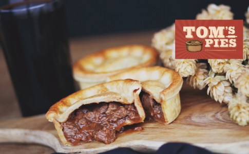 Tom's Pies Steak & Ale resized 600pxx with logo
