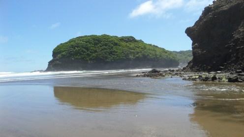 Bethell's Beach