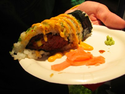 Spicy Tuna Roll from Japan