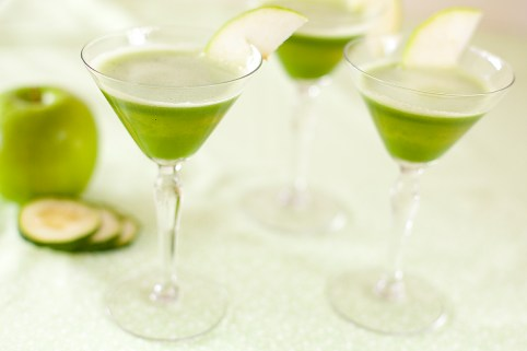 March Mocktails - St Patty's Edition - Wine and Mommy Time