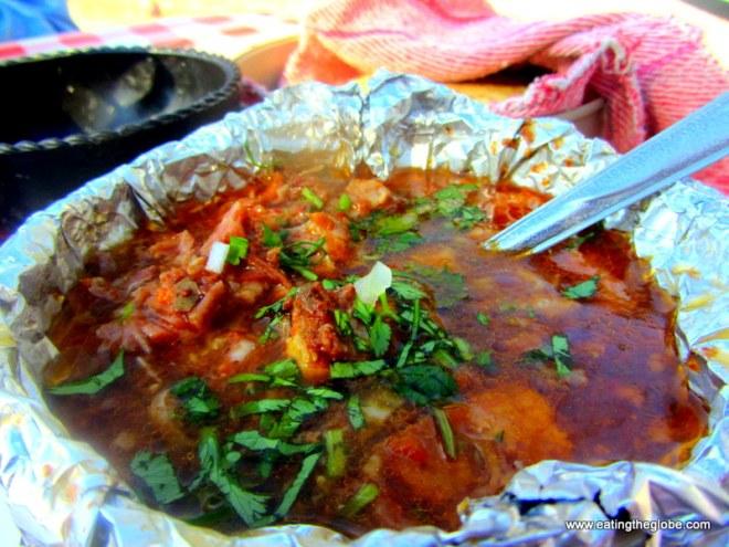Mixiotes El Pato Restaurant San Miguel de Allende
