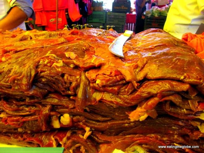 """Cecina Tuesday Market/""""El Tianguis"""""""