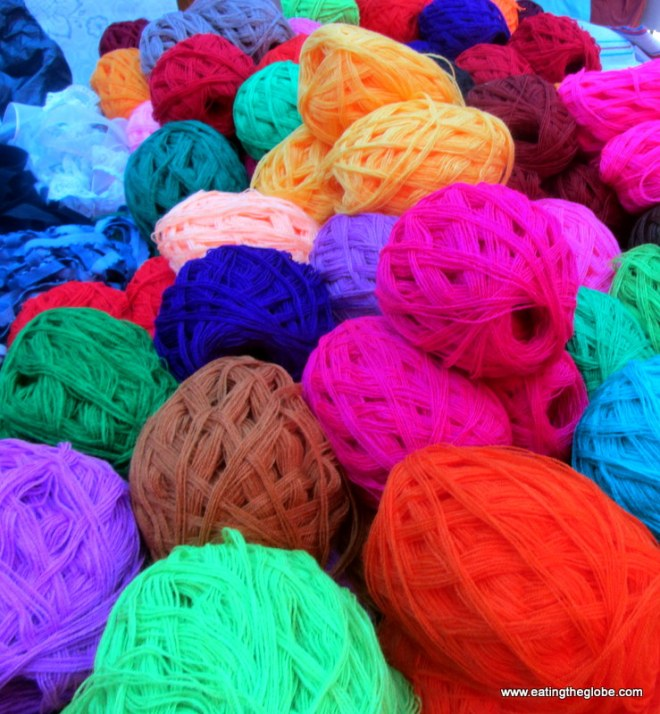 Colorful yarn for sale