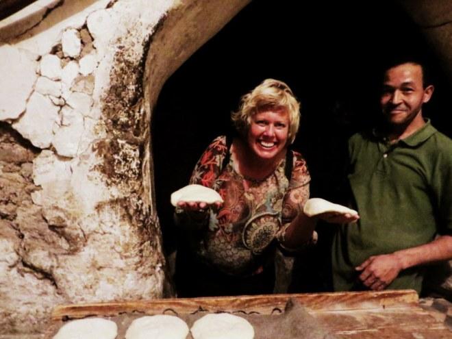 Morocco oven