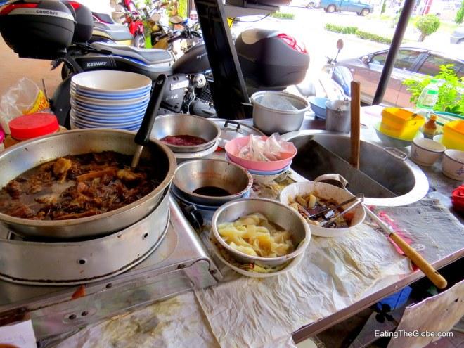 Boat Noodle soup, Chiang Mai